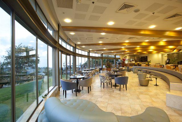 מלון ניר עציון ריזורט. הראשון בארץ עם מערכת מיזוג גיאו-תרמית. (צילום: רן ארדה)