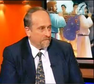 """""""מרבית הפלסטינים הם יהודים אנוסים"""" -צבי מסיני (צילום מסך)"""