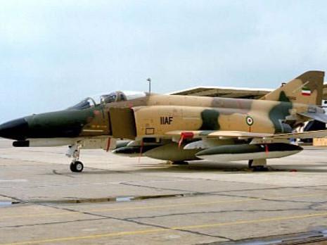 פאנטום F-4 של חיל האוויר האיראני