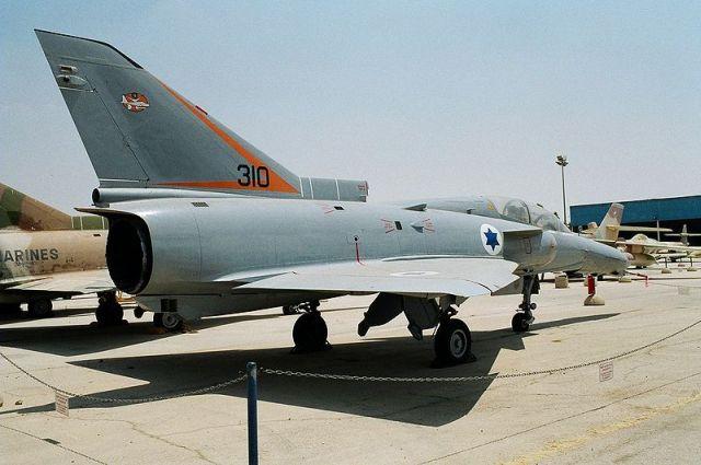 מטוס הקרב כפיר. צילום: ויקיפדיה