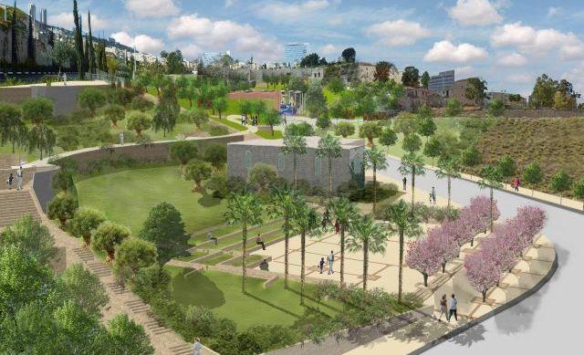 ואדי סאליב יהפוך לפארק עירוני-שכונתי