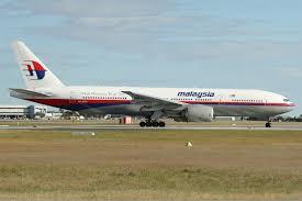 מטוס בואינג 777-200ERשל שבשימוש חברת מלזיה איירליינס