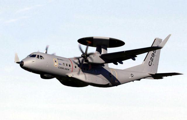 מטוס התראה מוקדמת C295 AEW