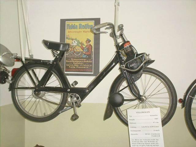 אופניים ממונעים. צילום: ויקיפדיה