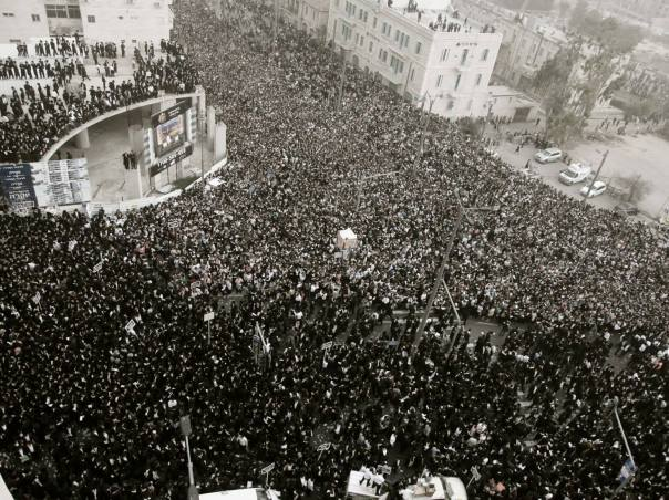 אדלשטיין בעקבות עצרת החרדים: אני חרד לשלמות העם
