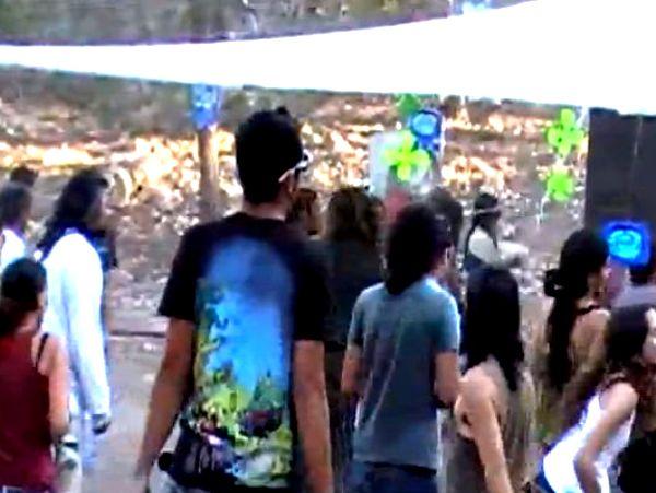 עשרות פצועים במסיבת ענק בטבע. המשטרה סגרה את האירוע