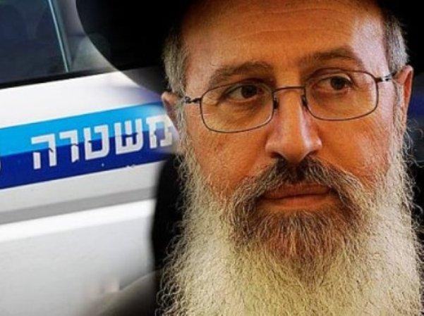 המשטרה המליצה להעמיד לדין פלילי את בנו של עובדיה יוסף