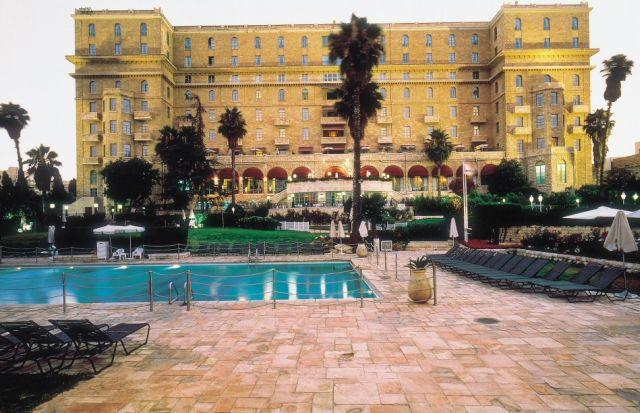 """מלון המלך דוד: """"מלון יפהפה על גבולה של העיר העתיקה"""""""