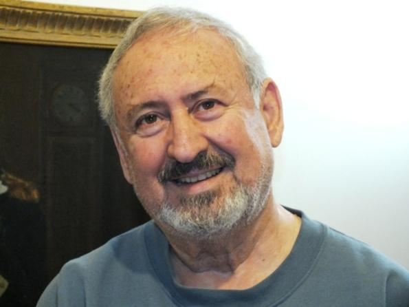 פרופ' צבי הרמן שבת (צילום: יגאל יששכרוב)