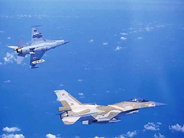 בעקבות ליקויי בטיחות הופסקו האימונים של מטוסי הקרב