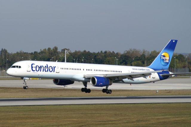 חברת הטיסות המוזלות קונדור. אפשר להשוות עם חברות הלואו קוסט האחרות