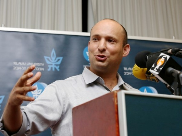 בנט: ישראל היא המדינה היחידה במרחב שאינה מדינת אפרטהייד