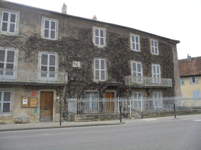 ביתו של פסטר לואי בארבואה. (צילום: דני בר)