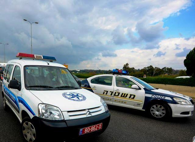 המשטרה ערוכה (צילום: אור מני, דוברות המשטרה)