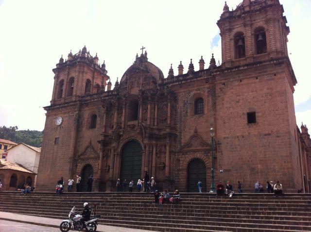 הקתדרלה של קוסקו. (צילום: ענת מנדל)