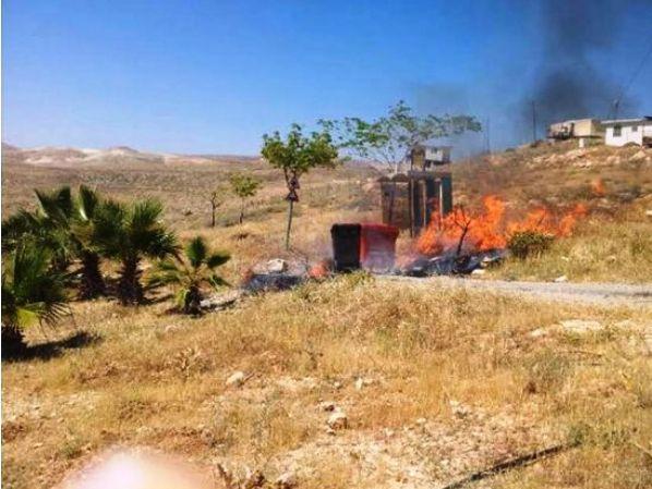 """צה""""ל וכוחות הביטחון החלו בפינוי מאחז מעלה רחבעם"""