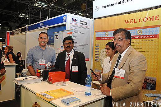 חברת  SLN - Embeded products ,הודו. צילום: יולה זובריצקי