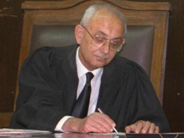 השופט אליעזר גולדברג