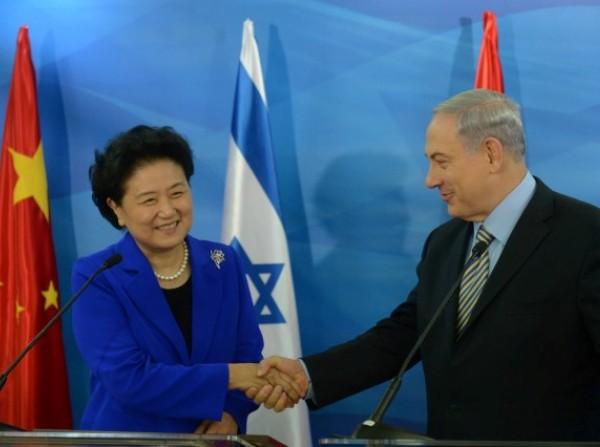 נתניהו: סין תהיה שותפת הסחר הגדולה ביותר של ישראל