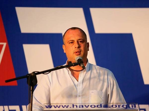 """ח""""כ חיליק בר חזר בו מתמיכה בחוק המתיר עליית יהודים להר הבית"""