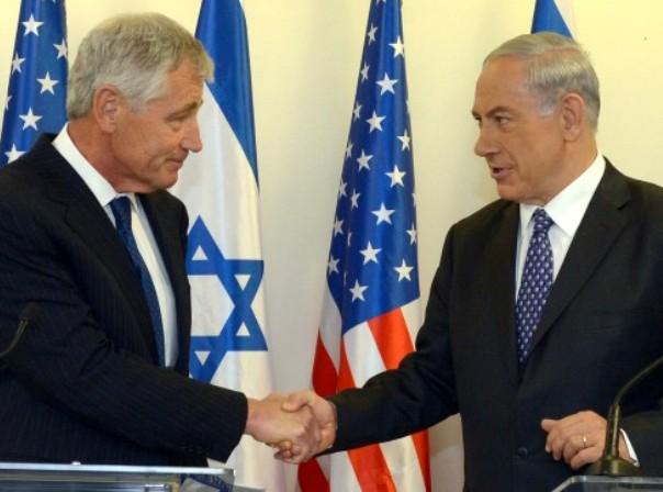 """הייגל: ארה""""ב דבקה במחויבותה, שאיראן לא תשיג נשק גרעיני"""