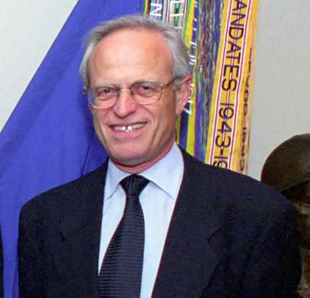גינה גם את הטרור הפלסטיני. מרטין אינדיק (צילום: ויקיפדיה)