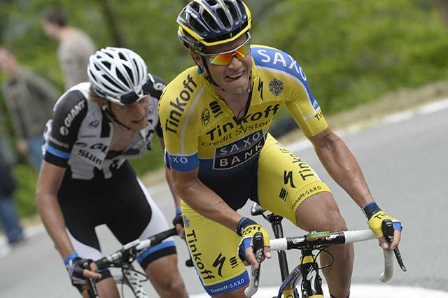 ועוד רוכב נהדר של הקבוצה - ניקולאס רואץ'. צילום: Fabio Ferrari - LaPresse