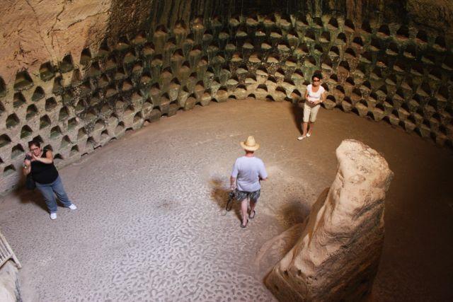 """גן לאומי """"בית גוברין-מערות מרשה"""" – אתר מורשת עולמית"""