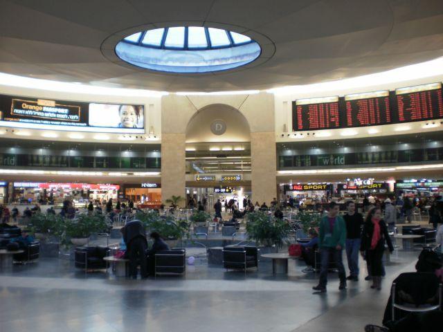 טרמינל 3. צילום: עירית רוזנבלום