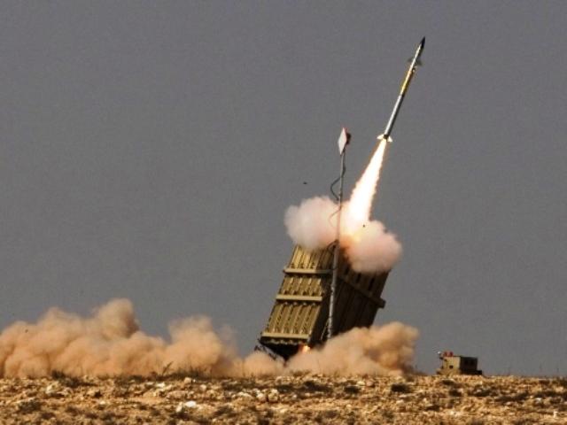 ירי רקטות מסוריה לישראל – כיפת ברזל הופעלה בגולן