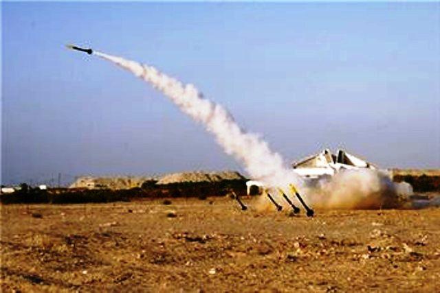 """צה""""ל תקף ברצועת עזה בעקבות מטח רקטות על יישובי הדרום"""