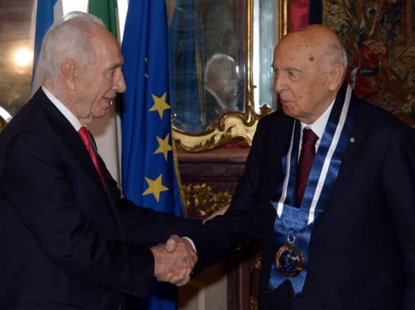 נשיא איטליה: תמיכתי במדינת ישראל ובעם היהודי בלתי פוסקת