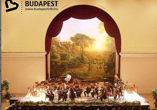 מוסיקה בבודפשט. מתוך האתר הרשמי