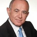נשיא התאחדות התעשיינים צביקה אורן. צילום ויקיפדיה