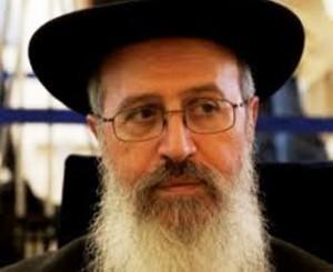חשוד בעבירות מרמה - הרב אברהם יוסף (צילום: סרוגים)