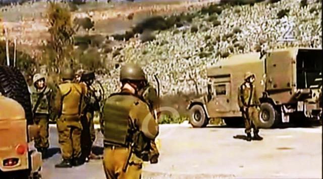 דריכות בגבול לבנון (צילום מסך: חדשות 2)