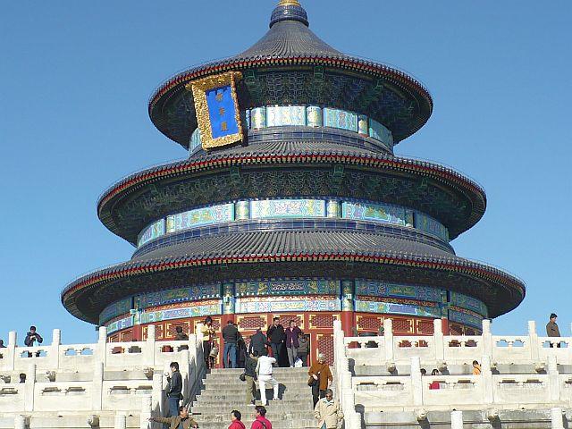 בייג'ין. החומה הסינית מכיוון בייג'ין. הסינים מהווים את שוק התיירות היוצאת הגדול בעולם. (צילום: עירית רוזנבלום)