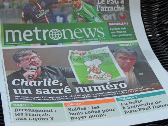 החיפוש אחר שרלי וההומור הצרפתי