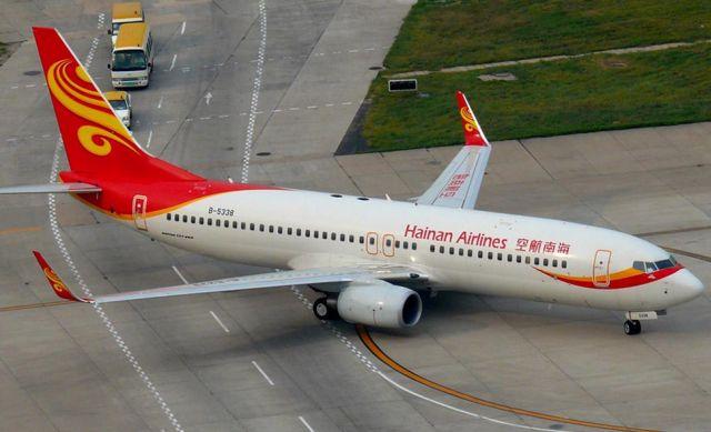 האינאן אייליינס, ההכרזה הרשמית על הטיסות תתקיים בקרוב. (צילום מהפייסבוק של החברה)