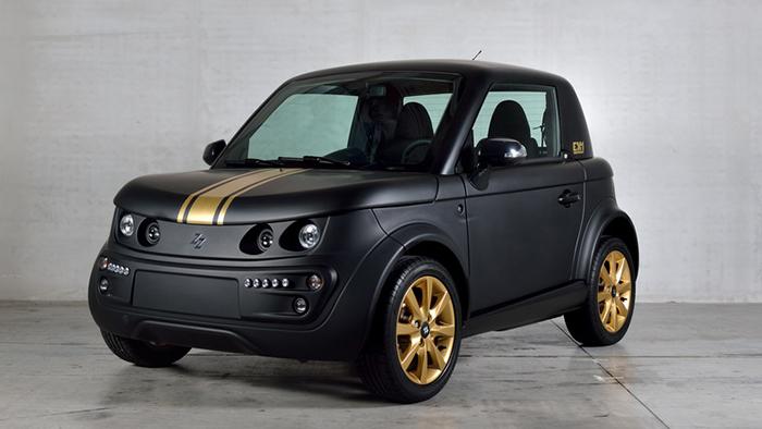 מיוחדים חדש: TAZZARI ZERO רכב חשמלי-עירוני איטלקי QW-06