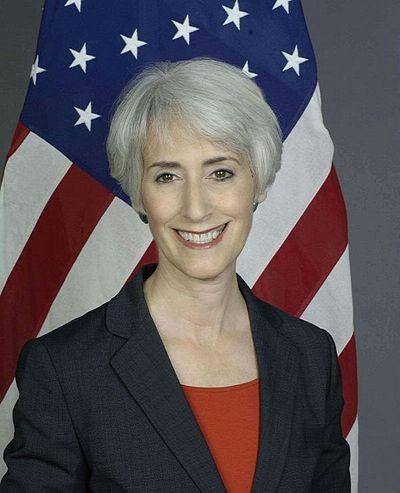 """וונדי שרמן, תת שר החוץ האמריקני: תפסיק לדווח לישראל על המו""""מ עם איראן (צילום: ויקיפדיה)"""
