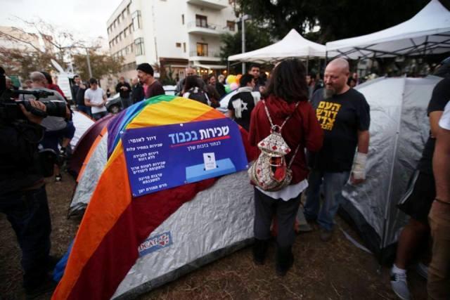 מחאת האוהלים שוב ברוטשילד?