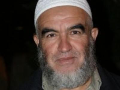 הכנסת היא מוסד ציוני. ראאד סלאאח מהפלג הצפוני של התנועה האסלאמית (מקור: ויקימדיה)
