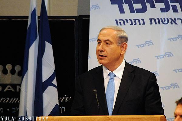 """נתניהו: """"נחוש לקדם פתרון ריאלי שיביא גז למשק הישראלי"""" (צילום ארכיון: יולה זובריצקי)"""