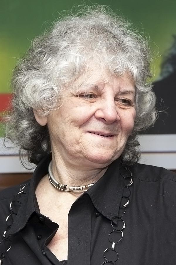 פרופ' עדה יונת, כלת פרס נובל לכימיה (צילום: ויקיפדיה)