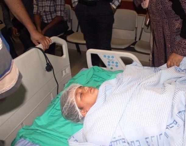 טענה פלסטינית: ילד בן 6 נורה בבטנו על ידי מתנחל סמוך לקלקיליה