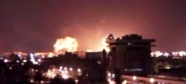 התקיפה בדאר א-סלאם (צילום טוויטר)