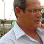 """""""נהפוך את המדינה"""" - סגן ראש מוא""""ז מטה אשר - אייל רייז (צילום מדף הייסבוק)"""
