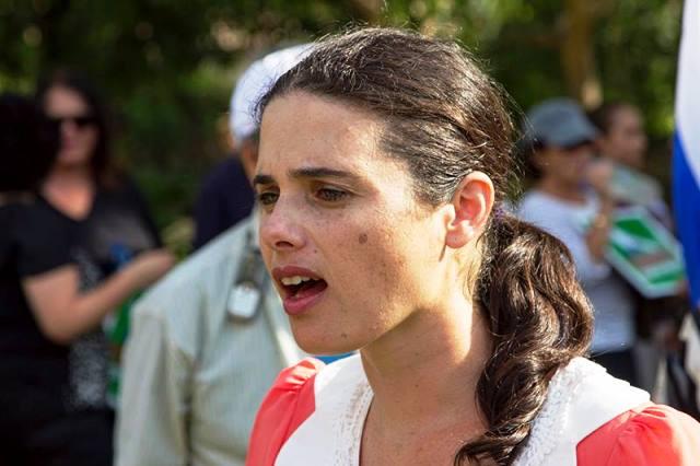 """שרת המשפטים: """"התערבותן הבוטה של מדינות זרות בענייניה הפנימיים של מדינת ישראל באמצעות כסף היא תופעה חסרת תקדים"""" (צילום: דן בר דב)"""