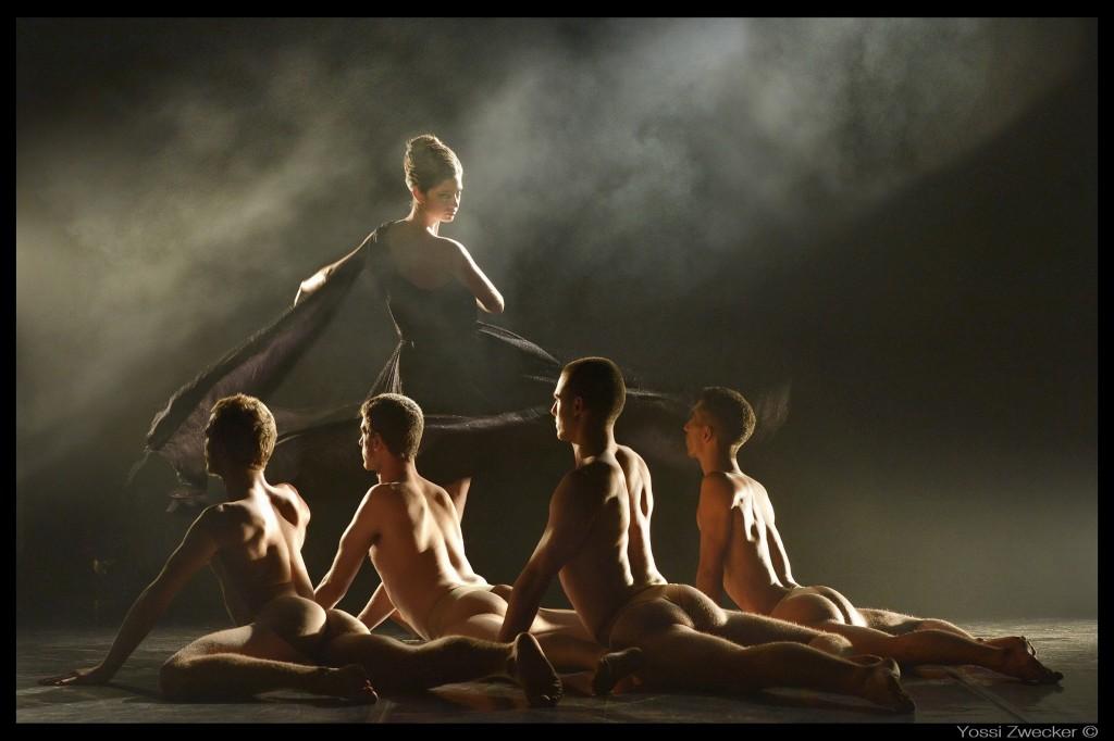 איש השעה. ריקוד ואופרה. צילם יוסי זווקר